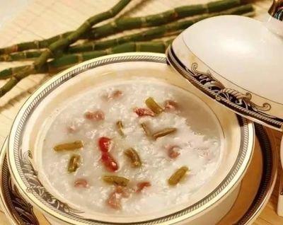 霍山铁皮石斛熬粥的做法和功效,石斛熬粥怎么搭配?