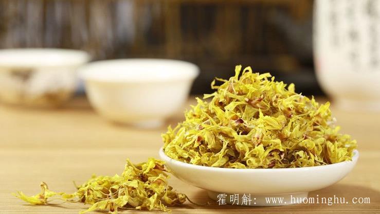 霍山铁皮石斛花的功效与作用以及食用方法