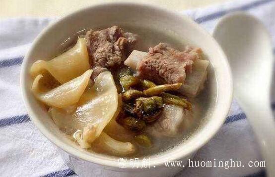 霍山石斛猪骨汤怎么煲好吃又营养